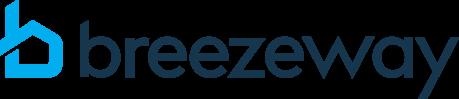 Breezeway's logo has a house on the left.
