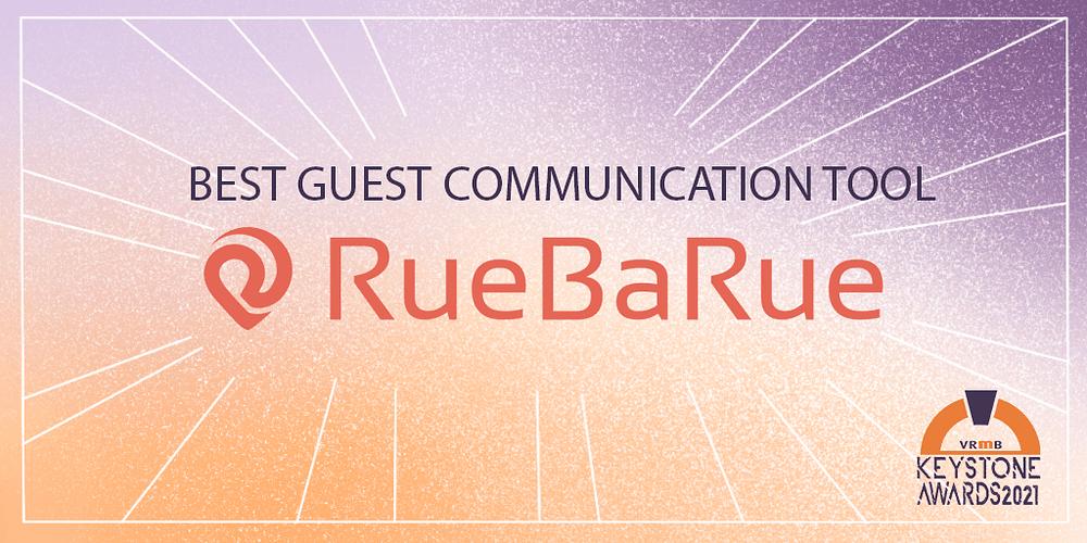 Ruebarue Guest Communication Tool